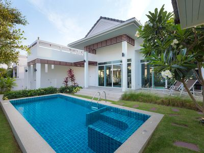 Photo for Excellent Private Pool Villa (P8)
