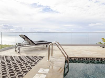 Photo for Villa Tranquility | Heated Pool | Whirlpool | Fabulous Sea View