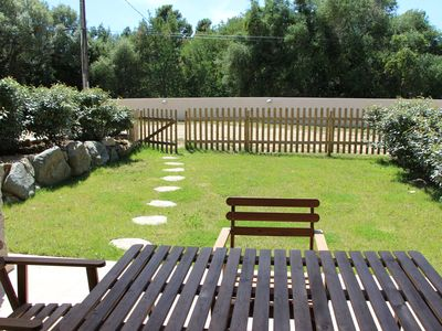 Photo for Beautiful rental T2 adjoining ground floor villa, private garden, 1,5km from the beaches