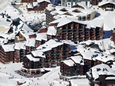 Photo for Apartment Le Cheval Blanc (VTH200) in Val Thorens - 4 persons, 1 bedrooms