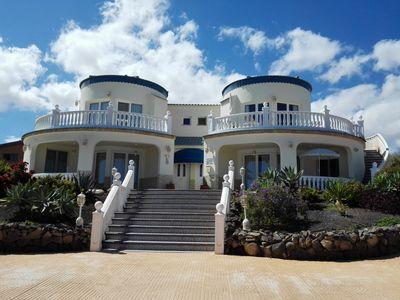 Photo for VILLA ROYAL - Villa with WIFI, sea view, BBQ, quiet location for 4 persons