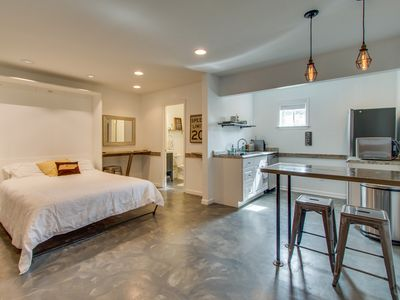 Photo for The Troubadour: Central, Upscale Location with Pool; Trendy, Neighborhood