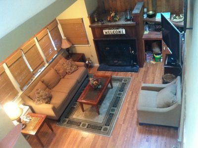 Photo for Great Mountain House Getaway W/Rec Center and Small Ski Mtn in Waterville Estate