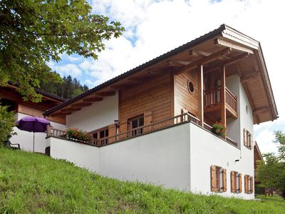 Photo for Serene Chalet in Königsleiten with Swimming Pool