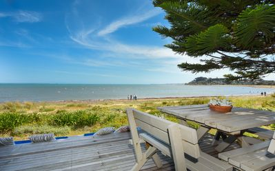 Photo for Balnarring Beach House - Right on the beach