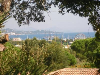 Photo for House with a Panoramic view on the port of Saint-Tropez