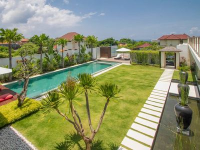 Photo for 7BR Villa Vacation Rental in Ungasan, Bali