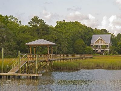 Photo for Village Retreat - Lovely 4BR Waterfront Home in Historic District