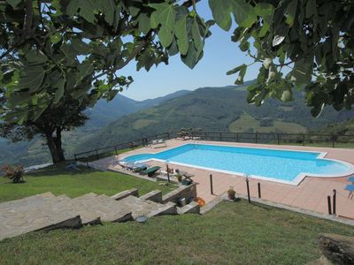 Photo for Stunning Villa in Apecchio with Jacuzzi
