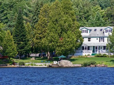 Photo for 3-Unit Property w/2 Docks on Lower Chateaugay Lake