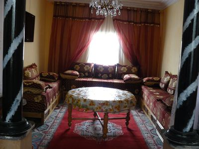 Photo for 3BR Apartment Vacation Rental in OUARZAZATE