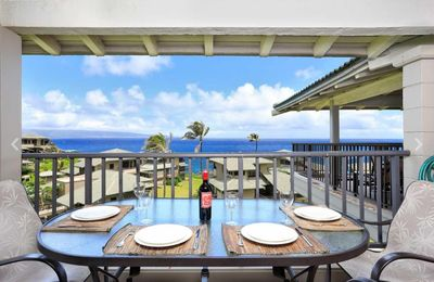 Photo for Kapalua Bay Villas With Stunning Elevated Views 1 BD/2BA