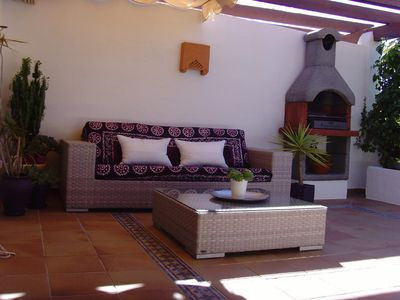 Photo for Holiday apartment Estepona for 4 persons with 2 bedrooms - Penthouse holiday apartment