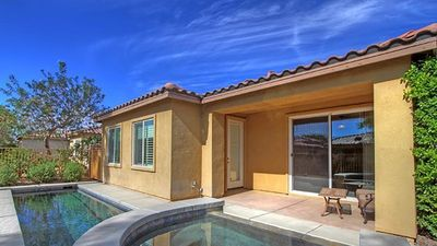 Photo for Perfect Desert Getaway - Beautifully remodeled pool home next to the Polo Fields