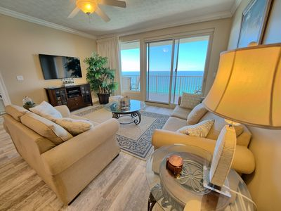 Photo for Special May 19-25,  2BR  Beach Front Condo! Free Beach Chair & Wifi