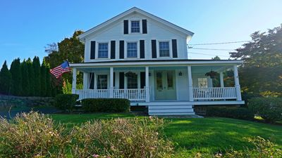 Photo for The Farmhouse Downtown Mystic~Walk to Seaport, Shops and Restaurants