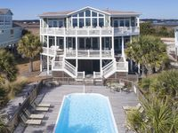 Great house and beach