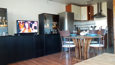 Photo for 3 * 2 bedroom apartment in Belle Plagne, Closed garage available