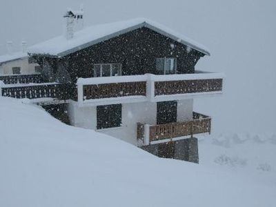 Photo for Apartment in character cottage on the slopes