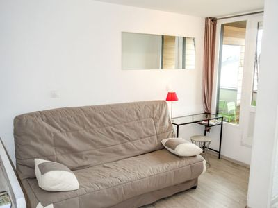 Photo for Apartment Les Marinas in Deauville-Trouville - 3 persons, 1 bedrooms