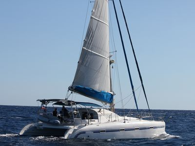Photo for Catamaran cruise with skipper and hostess