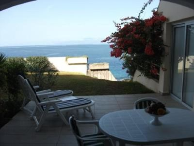 Photo for Lovely apartment with amazing ocean views, located near a sandy beach, with internet
