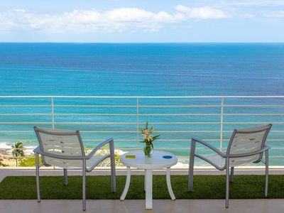 Photo for Amazing Ocean View in Romantic Zone / Amapas 353 (1Br/2Ba)