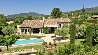 Photo for La Jablinoise 150 m2 on 1100m2 of land - Typical Provencal house