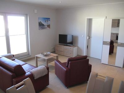 Photo for Apartment starboard-2 bedrooms up to max. 5 and 1Baby - Apartments Haus Achtern / HAH