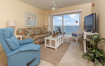 Photo for BEACH FRONT! Two Bedroom at Tradewinds! *FREE Nights!*