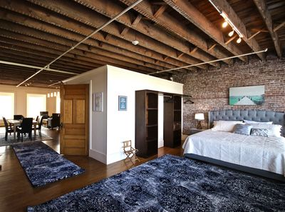Unique, Industrial Chic New York Style Loft in the Heart of Downtown  Rockland - Rockland
