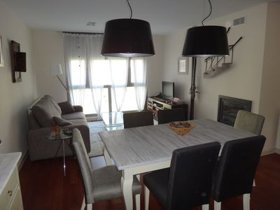 Photo for ELEGANT AND FANTASTIC APARTMENT IN THE MARGINS GOLF.  BEAUTIFUL TERRACE