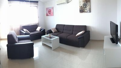 Photo for Modern 3 bedroom apartment Angela IV. EOS-CROATIA