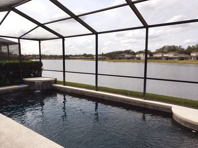 Photo for The Cove at Sunset Lakes, Kissimmee, FL Total 4 bedrooms, 3 bath w/ private pool