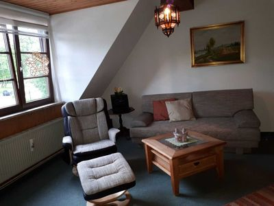 Photo for Half-timbered house holiday apartment - vacation in half-timbered house