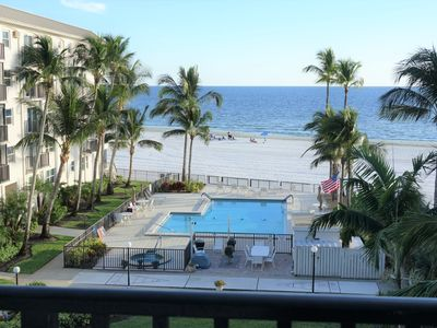 Photo for **Luxury Beachfront Condo w/Pool in the Heart of FMB