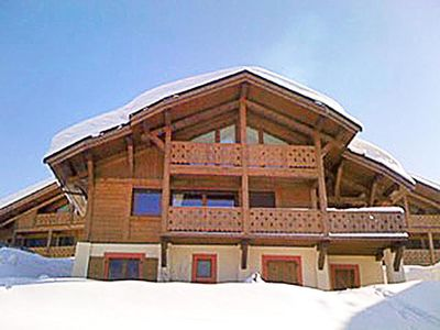 Photo for Holiday house Les Gets for 10 persons with 4 bedrooms - Holiday house