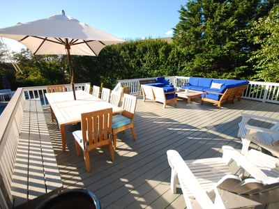 Photo for Montauk Retreat with Salt Water Pool