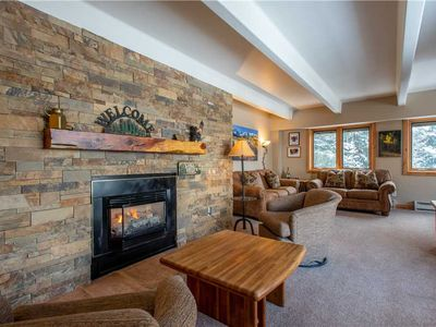 Photo for Luxurious condo ski-in/ski-out to the American Flyer! free wifi, & parking.