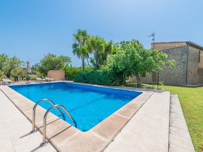 Photo for CAN MARIO - Villa with private pool in Moscari.