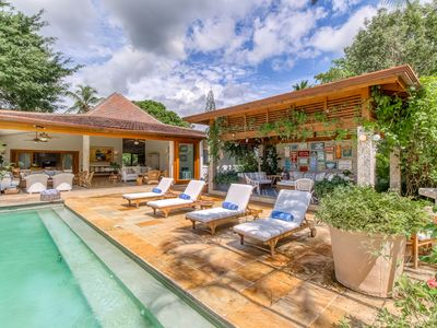 Photo for Large group getaway with private pool, golf on-site, tennis courts, and more