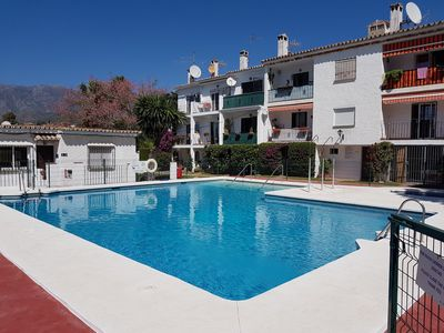 Photo for Spacious house with wifi, pool, roof terrace, tennis, gardens, mountain views