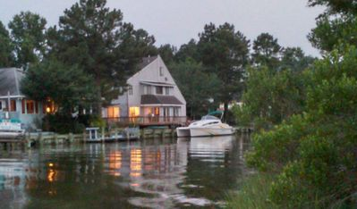 Photo for Summer Breeze - Waterfront Single Family Vacation Home