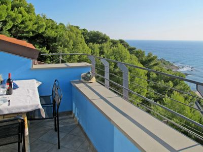 Photo for Apartment Casa dei Lilla' (CEO121) in Cervo - 4 persons, 1 bedrooms