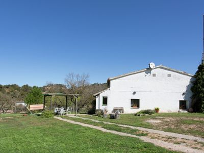 Photo for Rural holiday home in a Catalonian farmhouse.