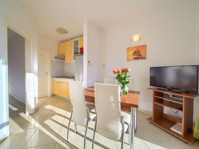 Photo for Charming apartment for 2-4 people in Cizici in bay Soline-contact the owner