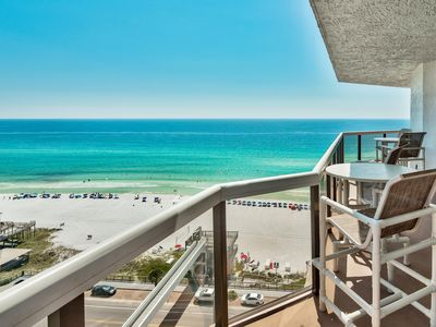 Photo for Ready 4 a New View??! Beautiful & Updated! OCEAN FRONT; Free Beach Srvc