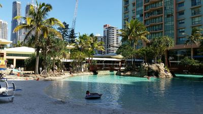 Photo for Gold Coast apartment. Perfect for family holidays and the beach. Stunning views.