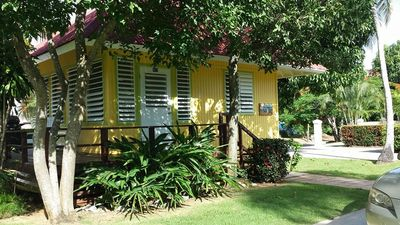 The Coconut House:  Cozy and Comfortable