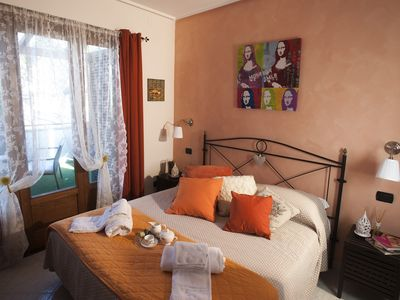 Photo for B & B Elena double room with terrace